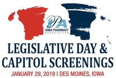 Legislative Day | Iowa Pharmacy Association