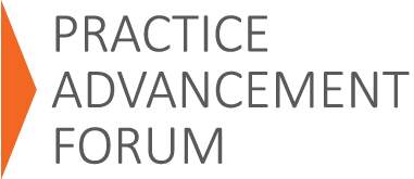 Practice Advancement Forum
